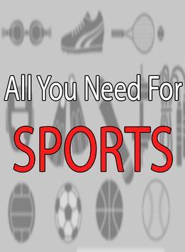 Sportscorp poster