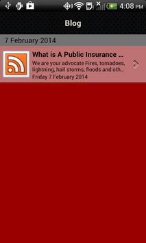 Stokes Public Adjusters apk screenshot