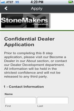 StoneMakers apk screenshot
