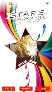 Stars Salon and Spa poster