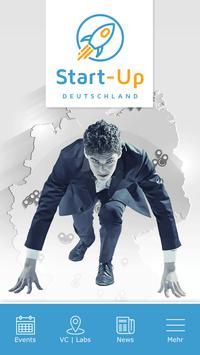 Start-Up Deutschland poster