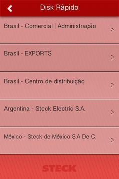 Steck Indústria Elétrica apk screenshot