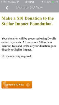 Stellar Impact poster
