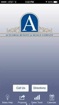 Actuarial Benefit & Design Co. poster