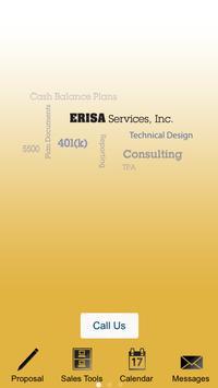 ERISA Services Inc. poster