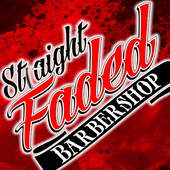 Straight Faded Barber Shop icon