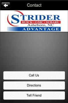 Strider GMC apk screenshot