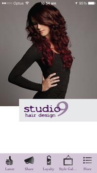 Studio 9 Hair poster