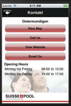 SuissePool apk screenshot