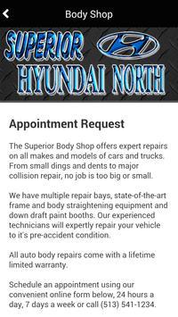 Superior Hyundai North apk screenshot