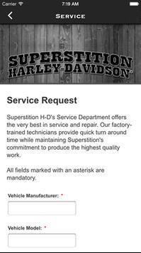 Superstition Harley-Davidson® apk screenshot