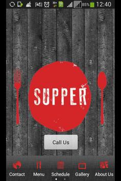 The Supper Truck poster