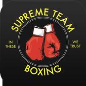 Supreme Team Boxing icon