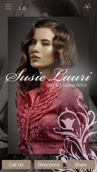 Susie Lauri - Hair & Makeup apk screenshot