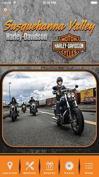 Susquehanna Valley H-D® poster