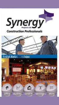 Synergy Projects Ltd. poster