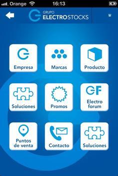 Electro Stocks poster