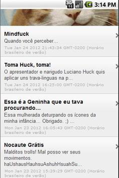 Blogs de Humor Brasileiros poster
