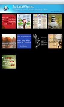 The Secret of Success App poster