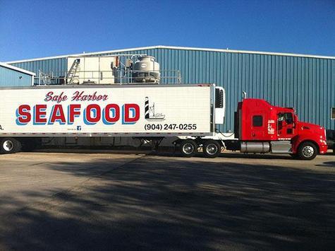 Safe Harbor Seafood poster