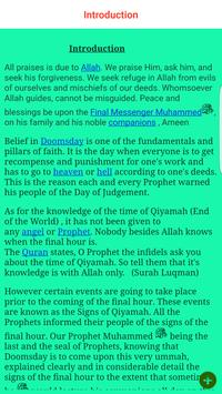Signs of Qiyama (HereAfter) 🌎 poster