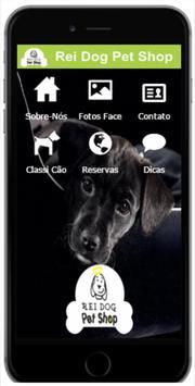 Rei Dog Pet Shop poster