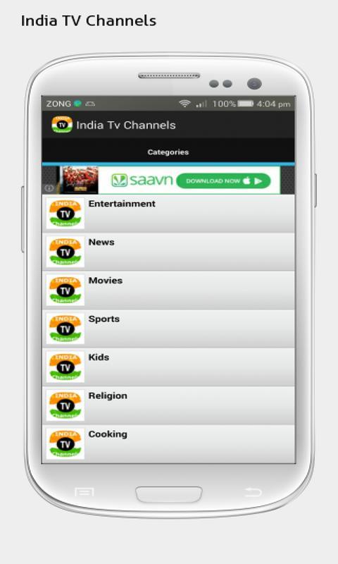 satellite tv channel guide india