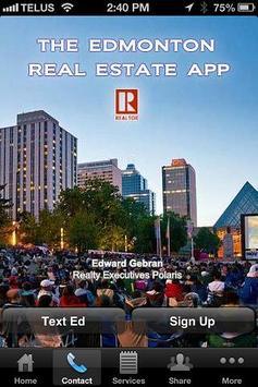 The Edmonton Real Estate App apk screenshot
