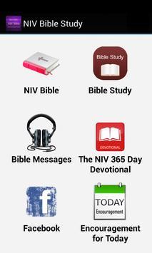 NIV Bible Study apk screenshot