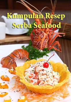 Kumpulan Resep Serba Seafood poster