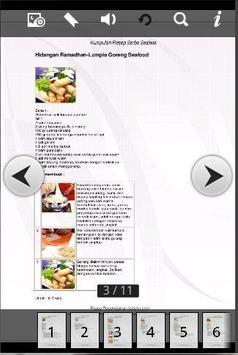 Kumpulan Resep Serba Seafood apk screenshot