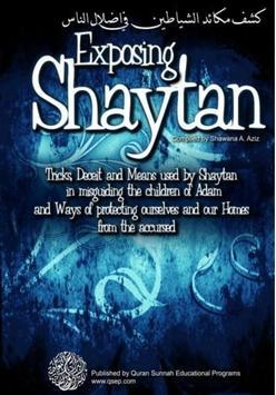 Exposing Shaytan(Devil)- Islam poster