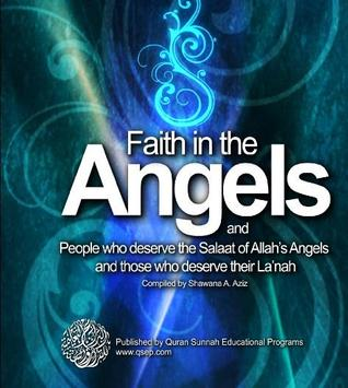 Angels - Islam poster