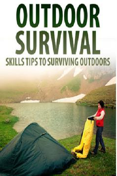 Outdoor Survival Skills poster