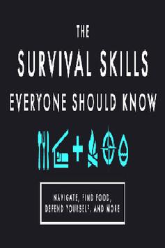 Outdoor Survival Skills apk screenshot
