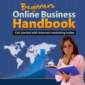 Beginners Online Biz Handbook icon