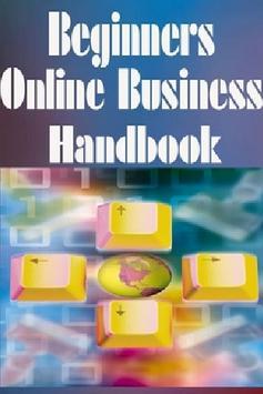 Beginners Online Biz Handbook apk screenshot