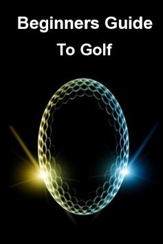 Beginners Guide To Golf poster