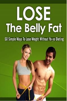 Lose The Belly Fat poster