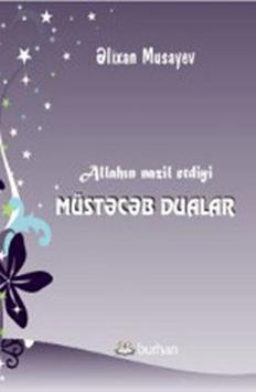 Musteceb Dualar apk screenshot