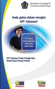 Panduan Pajak: SPT Pribadi poster