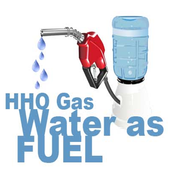 Water as Car Fuel icon