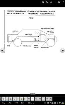 Water as Car Fuel apk screenshot