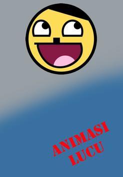 Gambar Animasi Lucu Banget poster
