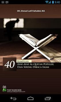 Ebook 40 Kumpulan Ayat Populer poster