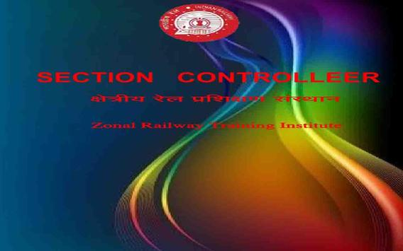 Section Controller Book poster