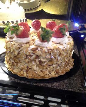 Desserts and Salads apk screenshot