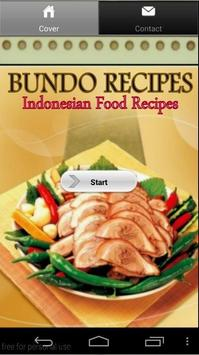 Indonesia Food Recipes poster