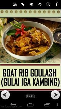 Indonesia Food Recipes apk screenshot