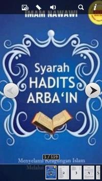 Syarah Hadits Arbain apk screenshot